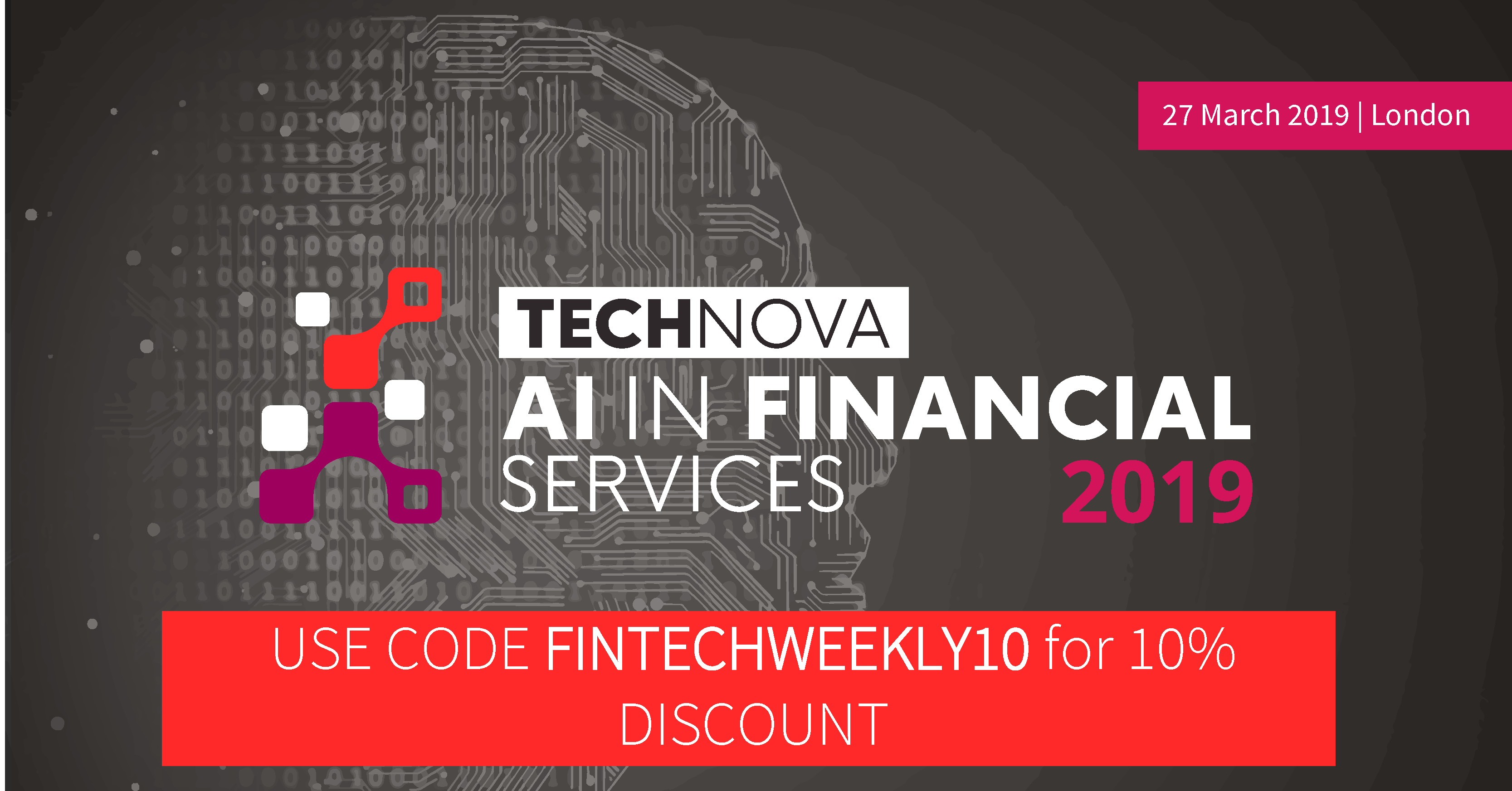 Fintech weekly twitter banner   technova ai in financial services