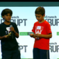 These Two Little Founders Impress With Beanstocks, A Parent-To-Child Payments App