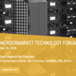 Mergermarket Technology Forum (May 10)