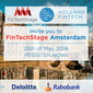 FinTech Stage Amsterdam (May 25)
