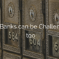 Big Banks can be Challengers too