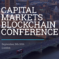 Capital Markets Blockchain Conference (9 Sep)