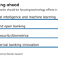 The top tech priorities for banks in 2018