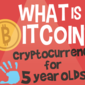 What is Bitcoin? Cryptocurrency for 5 year olds