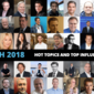 Fintech 2018 – Hot Topics and Top Influencers
