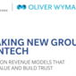 Breaking New Ground in FinTech