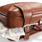 Need a bank to send money abroad? It's faster to take a suitcase of cash on a plane