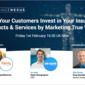 Free Webinar – Make Your Customers Invest in Your Insurance Products & Services by Marketing True Value