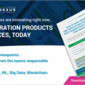 300+ Global insurers reveal next generation products and services for your benefit