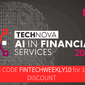 TechNOVA: AI in Financial Services (March 27, London)