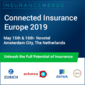 Connected Insurance Europe 2019 (May 15-16, Amsterdam, NL)