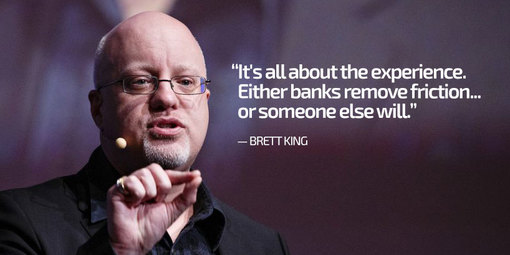 Frontpage brett king quote