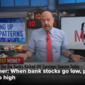 Fintech wins when bank stocks go down, Jim Cramer says