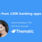 Getting Leverage from Reviews: What Matters to Mobile Banking Customers