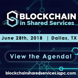 Blockchain in Shared Services